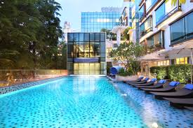 How long is a lap pool Dimensions 25 Metre Lap Pool Multicubeco Facilities Amenities Gallery Park Regis Singapore