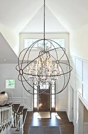 chandeliers entry chandelier lighting interior glamorous front door and entryway with foyer chandeliers whimsical ceiling lights n8