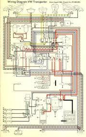 1965 vw wiring diagram volkswagen wiring diagrams stuff to Vw Car Wiring Diagram wiring diagram vw transporter the samba 68 VW Wiring Diagram