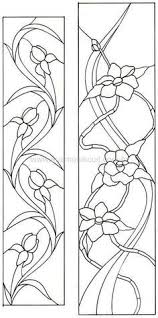Stained Glass Flower Patterns Awesome Stained Glass Patterns Columbine Flower Google Search Stained