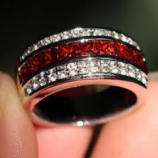 Garnet Rings UK