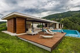 Sustainable Modern Country Home in Colombia Drawing in the Landscape -  Freshome.com
