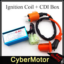 compare prices on gy6 cdi box online shopping buy low price gy6 racing ignition coil 6 pins wires aluminum ac cdi box for chinese gy6 50cc 125cc 150cc