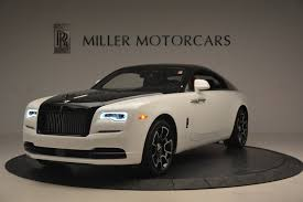 rolls royce wraith white and black. new 2017 rollsroyce wraith black badge greenwich ct rolls royce white and
