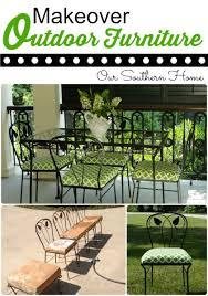 Cleaning Outdoor Furniture  DIYOutdoor Furniture Fabric Protector