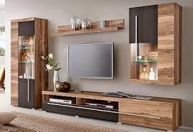 Wir zeigen dir tolle ideen für die gestaltung deiner. Trendmanufaktur Wohnwand Roger Set 4 Tlg Otto Einrichten Und Wohnen Wohnzimmer Wohnzimmerdesign Wohnen