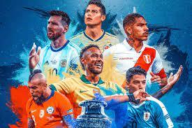 جدول مباريات كوبا أمريكا 2021، المجموعات وربع النهائي والمربع الذهبي