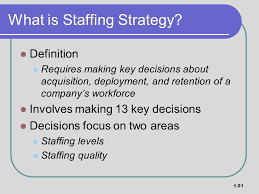 Staffing Strategy - Kleo.beachfix.co