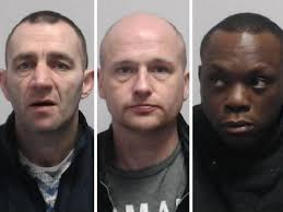 Armed robbers jailed after being caught red-handed by undercover ...