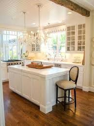 chandeliers over kitchen islands crystal island lighting chandelier large size of kitche