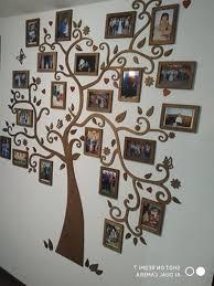wood family tree bedroom family tree