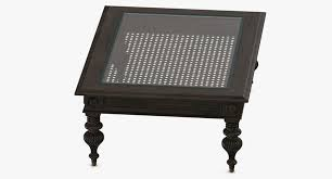 traditional coffee table 3d model 39