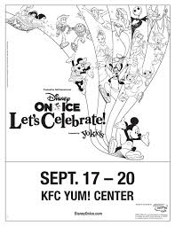 CB328798 Louisville DOI ColoringSheet disney on ice presents let's celebrate giveaway the neighborhood on disney on ice coloring pages