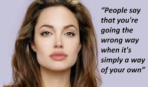 Angelina Jolie Quotes On Beauty Best of Angelina Jolie Quotes About Beauty WeNeedFun