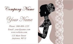 Wedding Planning Names Wedding Coordinator Business Cards Elegant Beautiful Designs