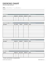 blank program template workout format blank gym program template blank program