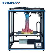 <b>Upgraded</b> Tronxy X5SA <b>3D Printer</b> DIY Kits Touch Screen <b>Auto</b> ...