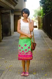Indian mumbai college girl in skirts