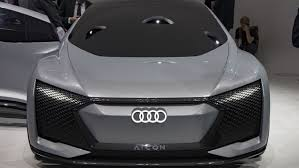 2018 audi elaine. Perfect Audi The Audi Aicon And Elaine Have Been Unveiled At The Frankfurt Motor Show Throughout 2018 Audi Elaine