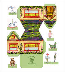 13 Paper House Templates Free Sample Example Format Download
