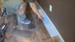 installing laminate flooring. Laminate Flooring Installation Tips: How To Finish - YouTube Installing S