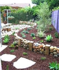 various sloped backyard retaining wall sloped backyard retaining wall retaining wall ideas and wood ceramic for