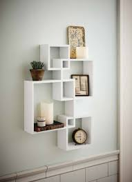 unique wall shelves that make storage