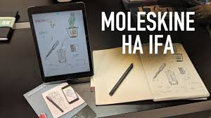 Обзор <b>Moleskine Smart Writing</b> System. IFA2018 - YouTube
