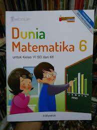 Nah untuk materi pada soal pts matematika tematik kelas 6 k13 itu sedniri di ambil dari buku kelas 6 kurikulum 2013 revisi 2018. Dunia Matematika Sd Kelas 6 Platinum Tiga Serangkai Edisi Revisi Di Lapak Bliblibuku Bukalapak