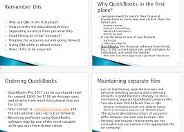 Quickbooks Personal Finance Chart Of Accounts Solved Why Quickbooks In The First Place Remember This E