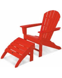 Adirondack chairs on beach sunset Masterfile South Beach Adirondack Chair 2piece Set In Sunset Red Kalaloch Lodge New Deal Alert South Beach Adirondack Chair 2piece Set In Sunset Red