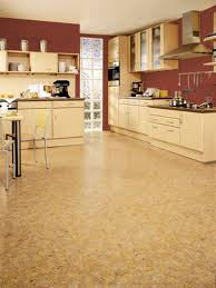 Cork Floor In Kitchen Colored Cork Flooring All About Flooring Designs