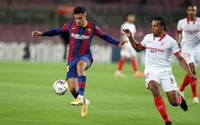 Follow all the updates, stats, highlights, and odds on the sevilla vs. Fc Barcelona V Sevilla All Square 1 1