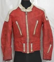 hein gericke men s red liner motorcycle leather jacket t 33 1 9 kg