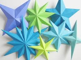 diy paper decorations. inspirations diy paper decorations easy last minute diy christmas style