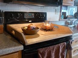 Rustic Outdoor Kitchens Kitchen Finding Kitchen Stove Covers Design Ideas Other Kitchen