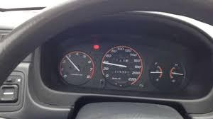 2002 Honda Crv Battery Light On Honda Crv Abs And Battery Light Goes On Under Load Youtube