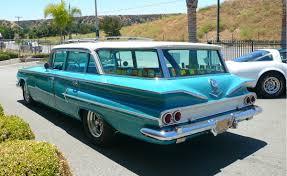 1960 chevrolet kingswood station wagon | 1960 Chevrolet Kingswood ...