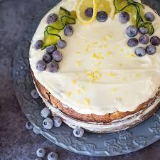 Blueberry Zucchini Lemon Cake Recipe On Food52