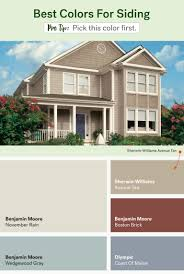 Small Picture Most Popular Exterior Paint Colors Best Exterior Home Colors