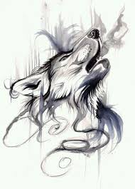 Tatuajes Wolf Tetování Tetování Vlka A Tetování Ramene