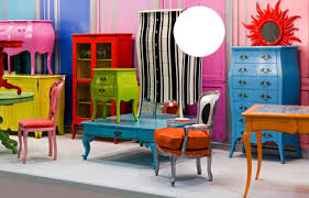 Old Furniture Painted Bright Colors For A Focal Point In Room And  Little Bit Of Excitement Or Interest. Pinterest a