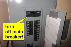 how to install a ceiling fan in your house where is the main circuit breaker located at Breaker Box Fuse Shut Off