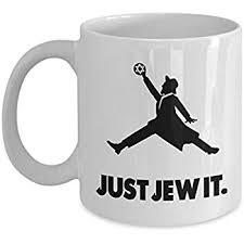just jew it jewish coffee mug funny jewish gifts