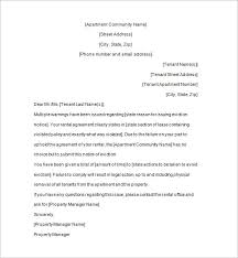 Notice Templates 104 Free Word Pdf Format Download Free