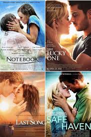 any movie based on a nicholas sparks novel is gonna be amazing the notebook the lucky one the last song ans safe haven