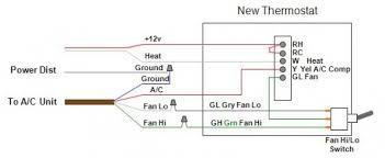 ac wiring diagram thermostat ac image wiring diagram central air conditioner thermostat wiring diagram central auto on ac wiring diagram thermostat