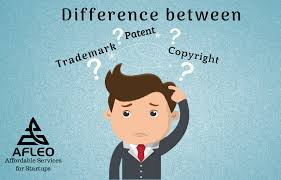 Difference Between Trademark Copyright Patent And Design 5 Major Differences Between Copyright Patent And Trademark