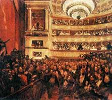 Театр в эпоху романтизма Любителям прекрасного Публичная  Театр эпохи романтизма