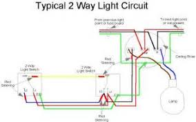 2 way lighting circuit wiring diagram images way light switch 2 way lighting circuit diagram light wiring